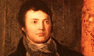 Portrait of Samuel T. Coleridge