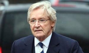 William Roache at Preston crown court