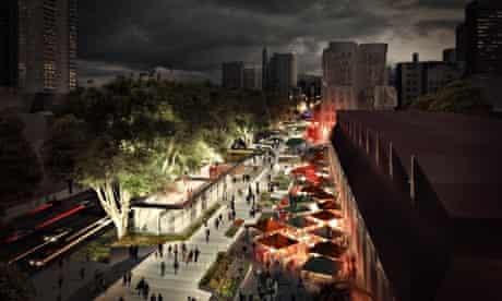 Cities: green, sydney, 2014
