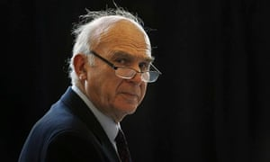 Vince Cable undermines chancellor with 'wrong sort of recovery' message