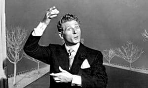 Danny Kaye as Walter Mitty