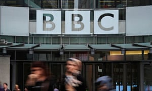BBC building central London