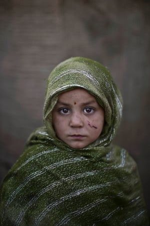 Four-year-old Madina Juma'a