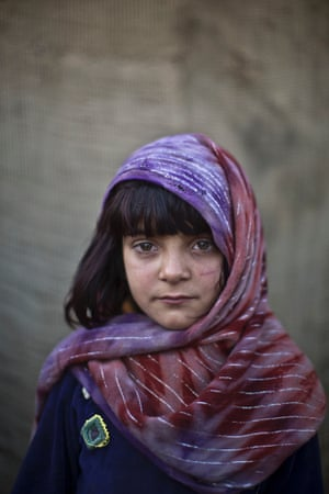 Six-year-old Gullakhta Nawab