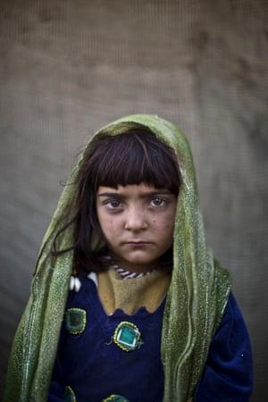 Six-year-old Zarlakhta Nawab