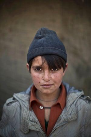13-year-old Abdulrahman Bahadir