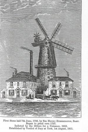 Anti-mill Hull