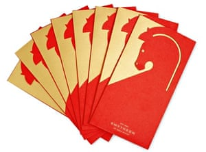 Smythson Chinese new year envelopes