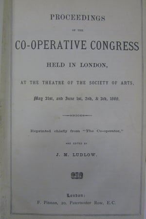 First London co-op conference