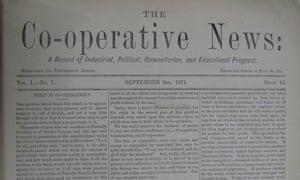 Co-op News newspaper