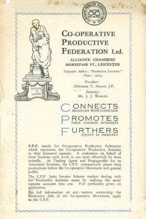 Co-operative Productive Federation