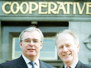 CWS and Co-op merger