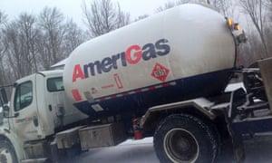 propane shortage