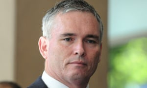Former Federal MP Craig Thomson who has been charged with misusing union credit cards when he was head of the Health Services Union.