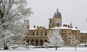 Middlesex County Asylum, Princes Park Manor