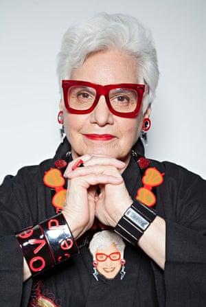Sue Krietzman, a truly creative and practical dresser
