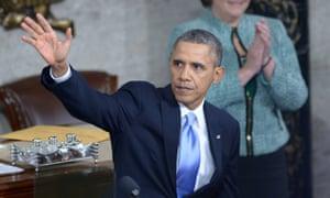 President Barack Obama delivers State of Union address