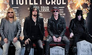 Why Mötley Crüe's demise benefits humanity | Culture | The