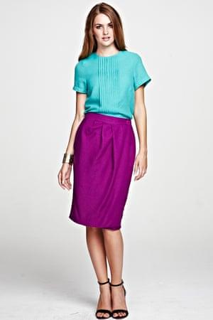 The Hotsquash Fit & Flare dress