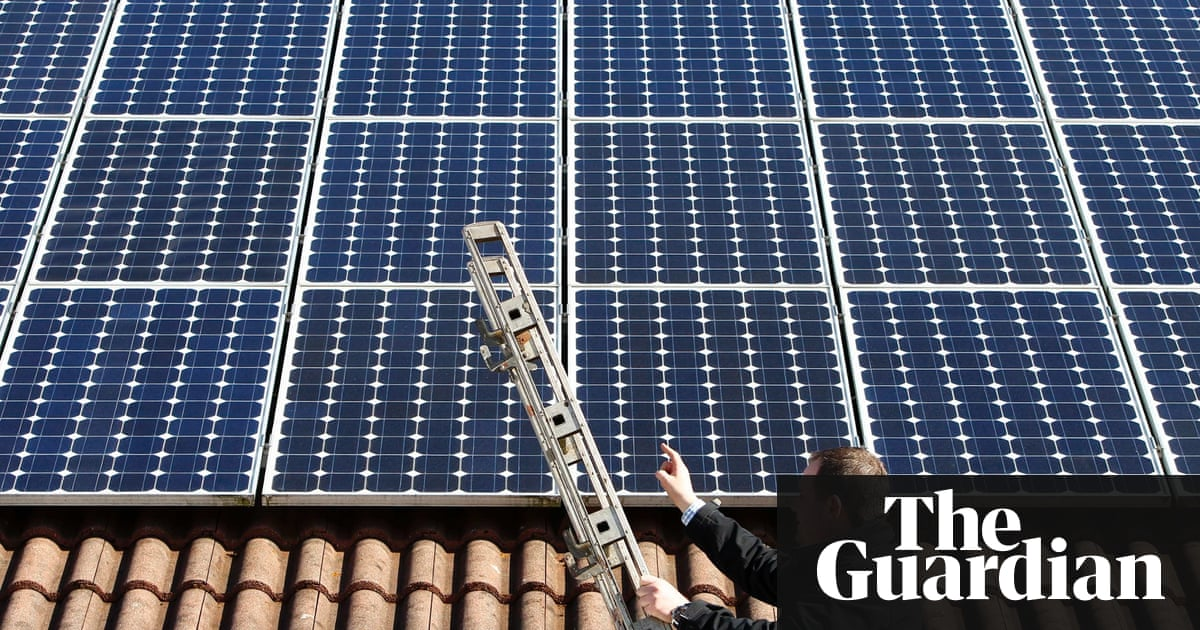 Uk should have 10 million homes with solar panels by 2020 experts uk should have 10 million homes with solar panels by 2020 experts say environment the guardian solutioingenieria Gallery