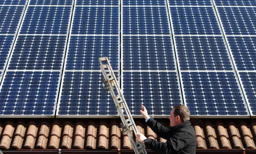 10 million homes in the UK should have solar photovoltaic panels by 2020, says Imperial College London