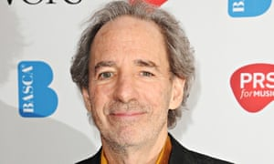 Harry Shearer in a rare appearance as himself.