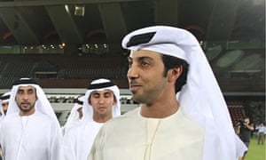 Sheikh Mansour Bin Zayed al-Nahyan has bankrolled Manchester City's huge losses