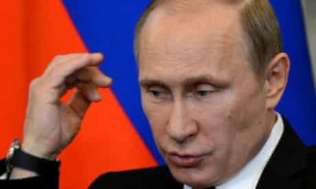 Russia's President Vladimir Putinrovets