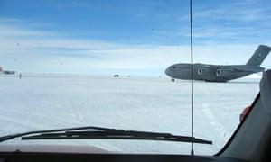 Airport Antarctica