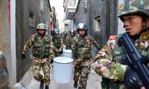 china drug raid