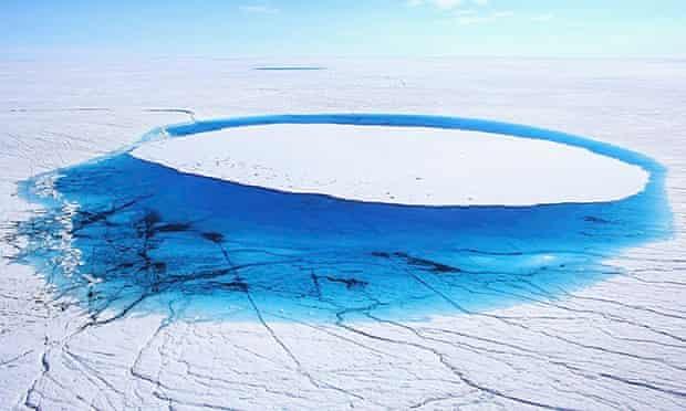Greenland global warming