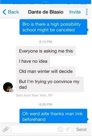 """Dante on Facebook: """"I'm trying to convince my Dad."""""""