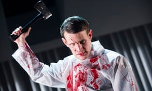 American Psycho at the Almeida theatre, London