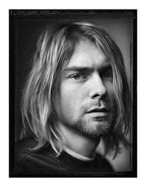 Seliger: Kurt Cobain by Mark Seliger