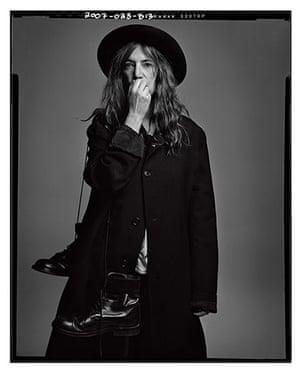 Seliger: Patti Smith, New York City, 2007