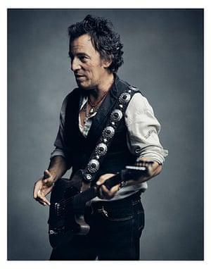 Seliger: Bruce Springsteen, New York City, 2007