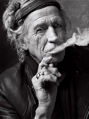 Seliger: Keith Richards, New York City, 2011