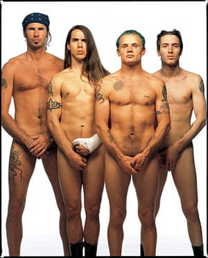 Seliger: Red Hot Chili Peppers, Los Angeles, 1992