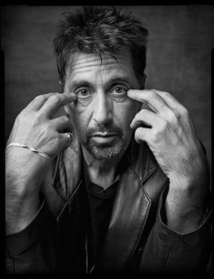 Seliger: Al Pacino, New York City, 1999