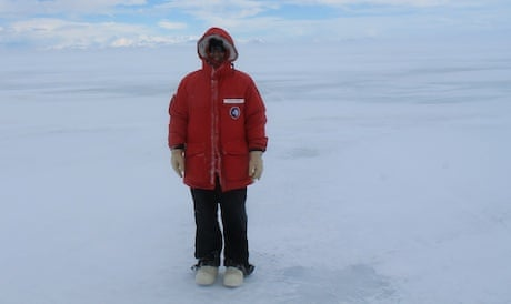 I'm a cook at one of Antarctica's research stations  Any
