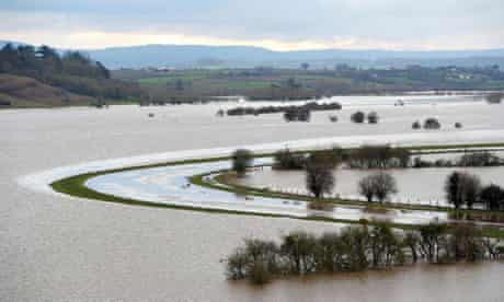 Somerset floods