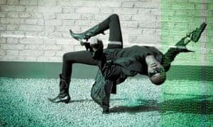 Black Hollywood Matrix