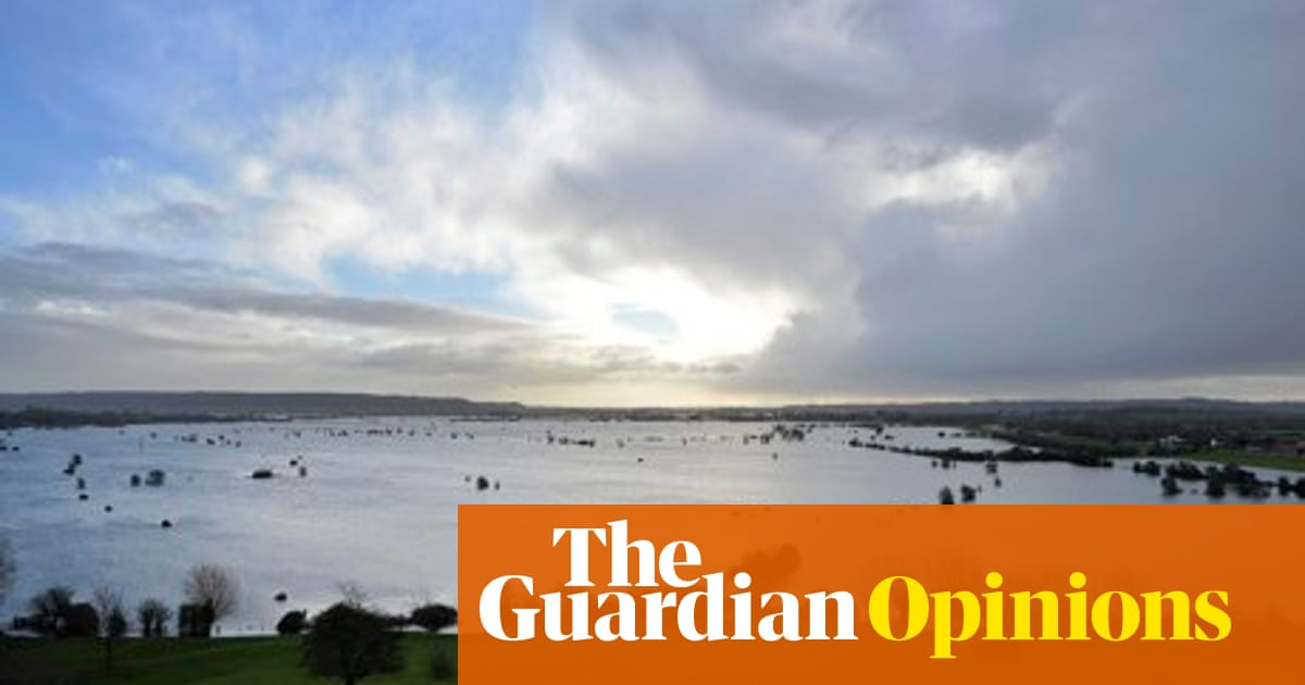 Dredging rivers won't stop floods  It will make them worse | George