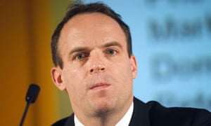 Conservative backbencher Dominic Raab