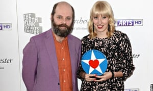 South Bank Sky Arts Awards - Winners Room