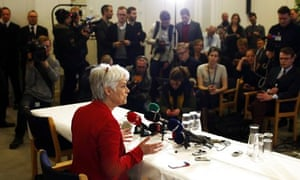 Annette Vilhelmsen announces resignation 30/1/14