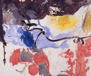 exhibitionist0102: Making Painting: Helen Frankenthaler and JMW Turner