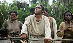 12 Years a Slave: top of the class