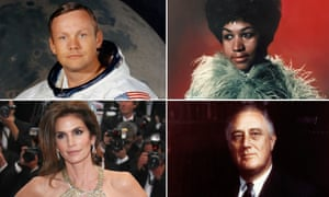 Neil Armstrong, Aretha Franklin, Cindy Crawford and Franklin D Roosevelt were all born in the year of the horse.