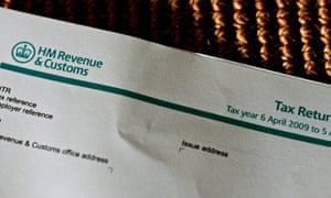 Tackling your tax return the pain free guide money the guardian self assessment reprieve for late filers negle Images